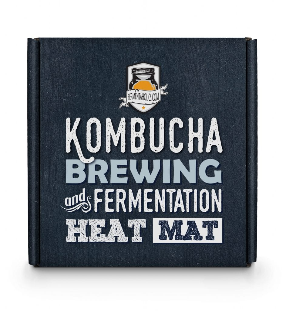 Kombucha Heating Pad - Keep Your Kombucha Warm