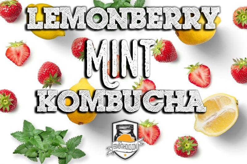 Lemonberry Mint Recipe