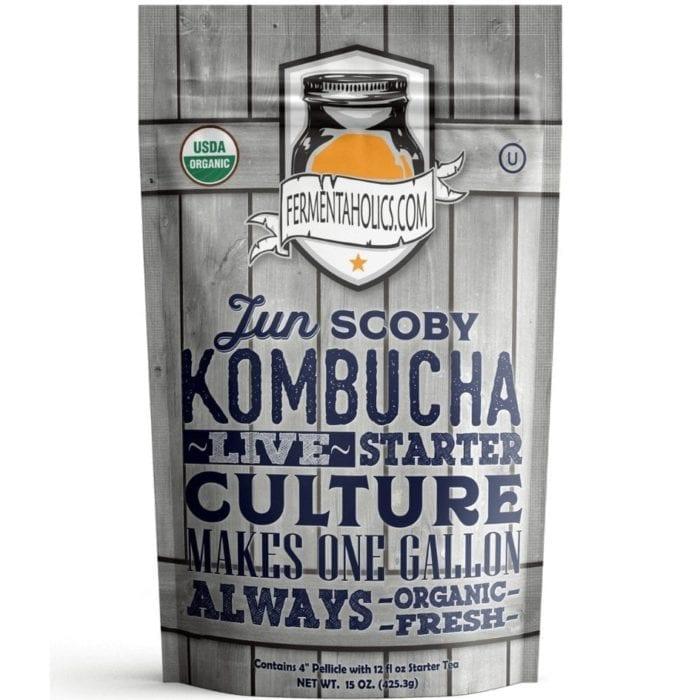 Organic Jun Kombucha Scoby