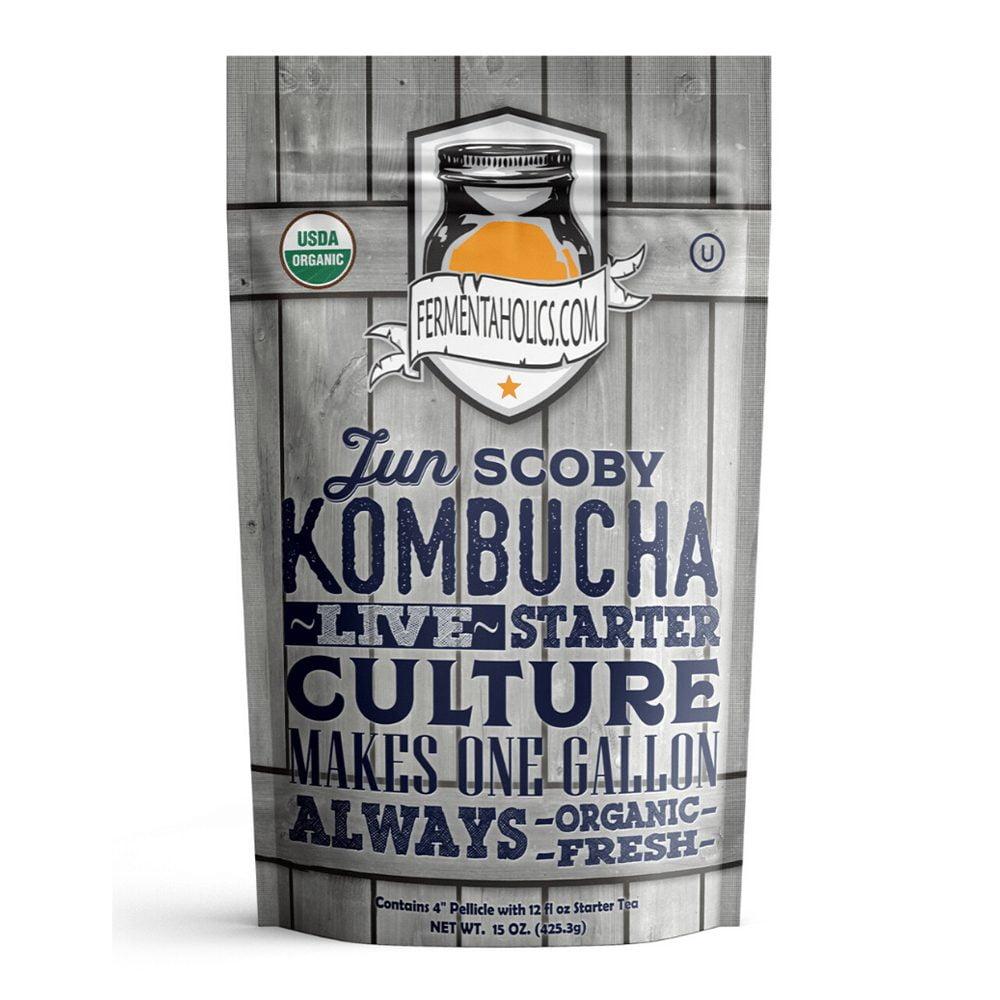 Organic Jun Kombucha