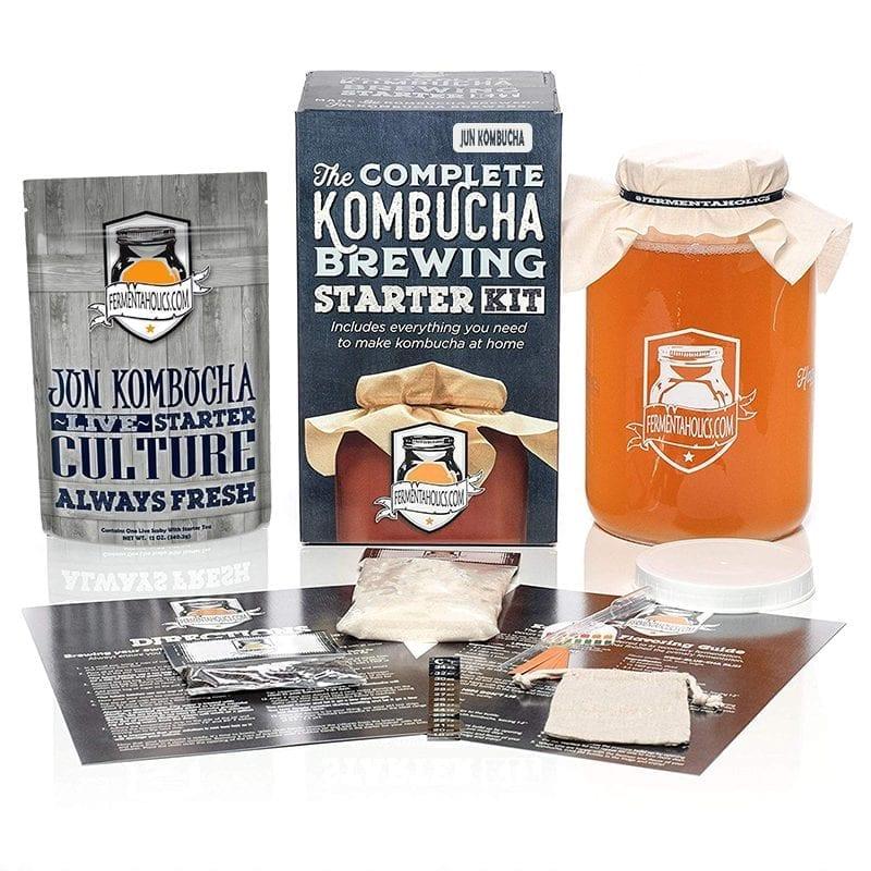 Complete Jun Kombucha Making Kit