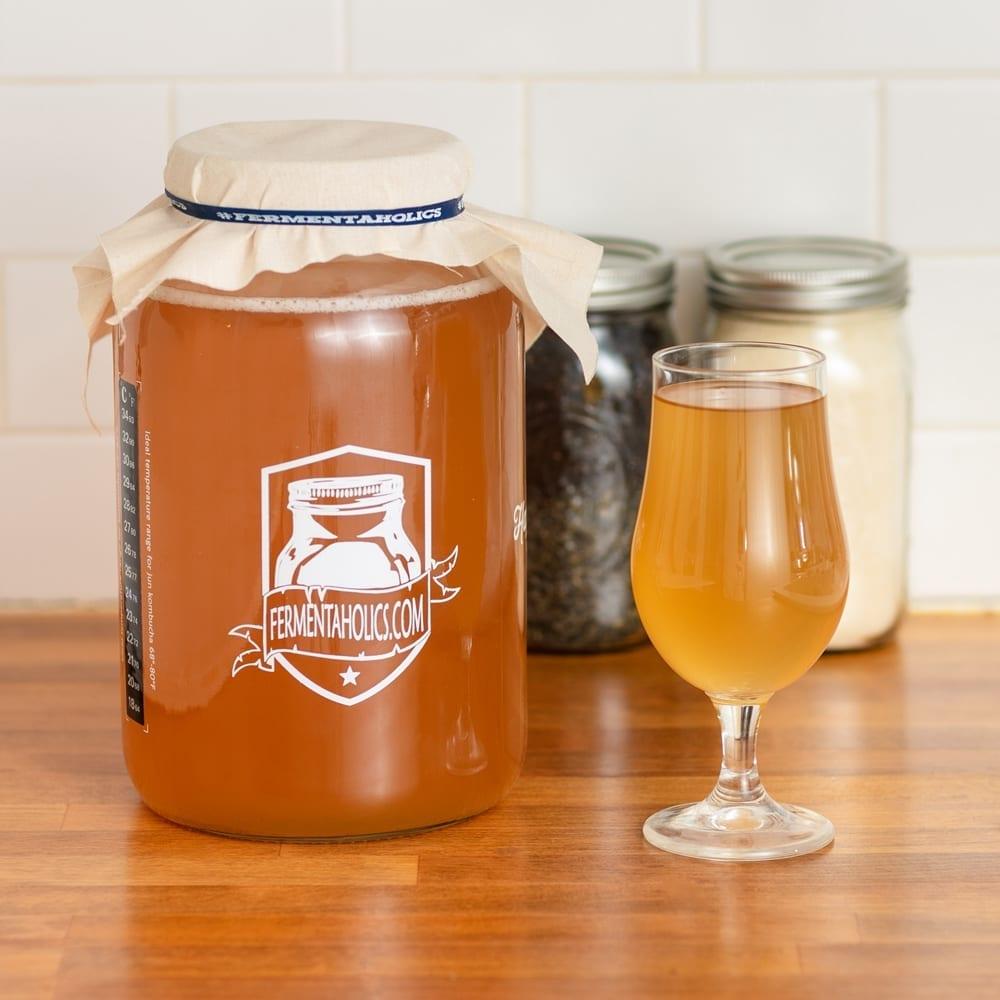 Kombucha Primary Fermentation Jar