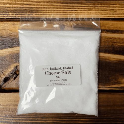 Flaked Cheese Salt