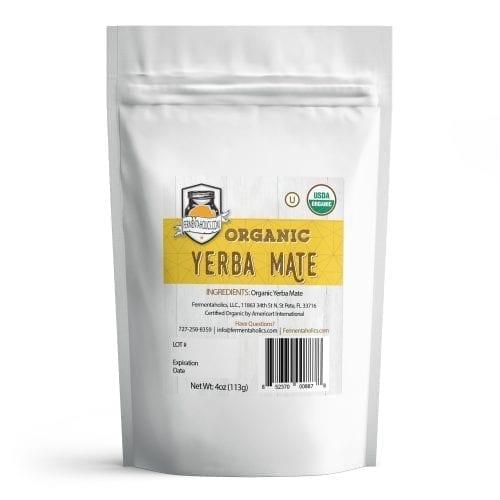 Organic Yerba Mate Tea