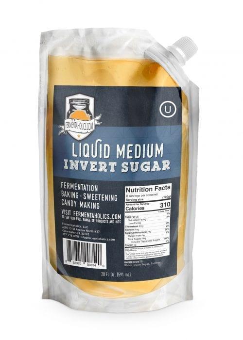 fermentaholics invert sugar