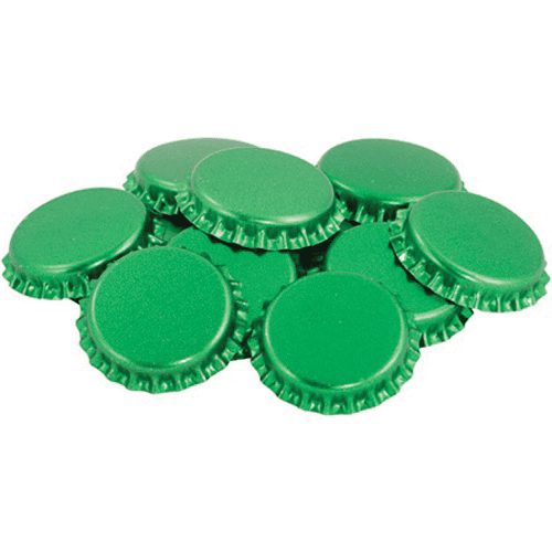 Green Oxygen Asorbing Bottle Caps