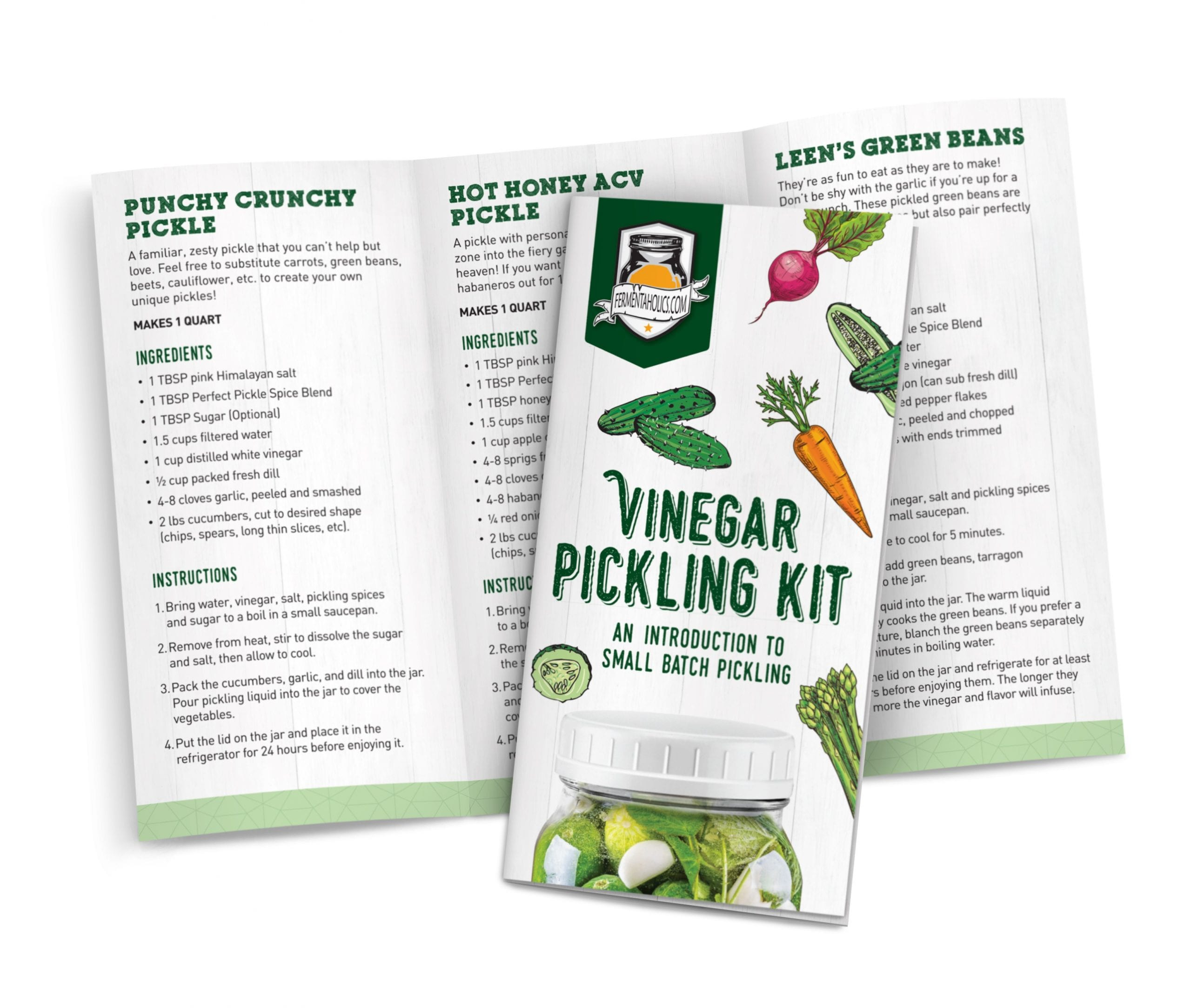 Pickling Kit Insert