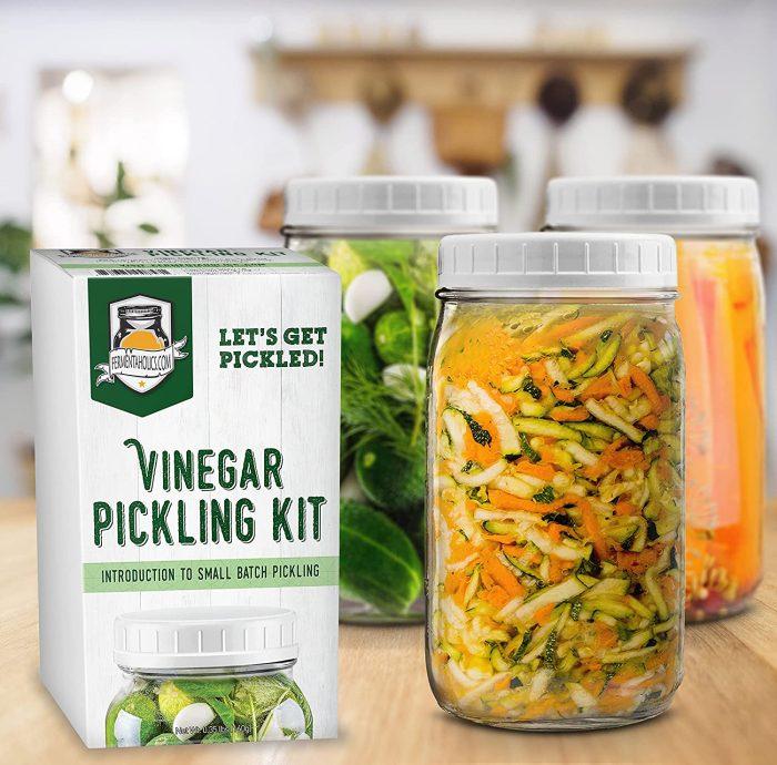 vinegar pickling kit
