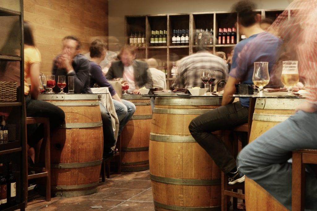Brewer Scene Pub