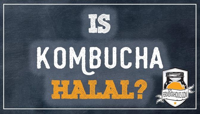 Is kombucha Halal?