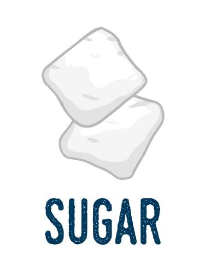 Kombucha Ingredients Sugar