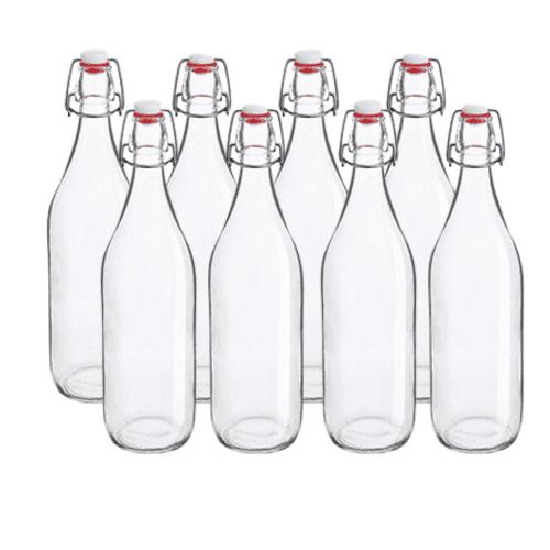 Bottles + Caps