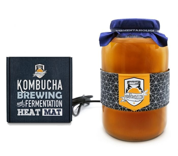 Heat Mat Kombucha