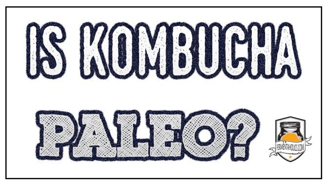 Is Kombucha Paleo?