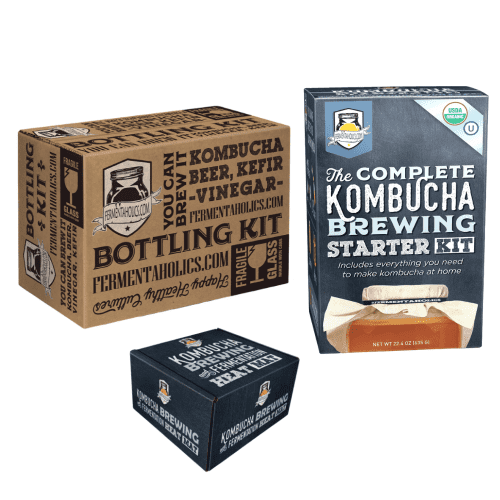 Bottling Kit Kombucha Brewing Kit Heat Wrap