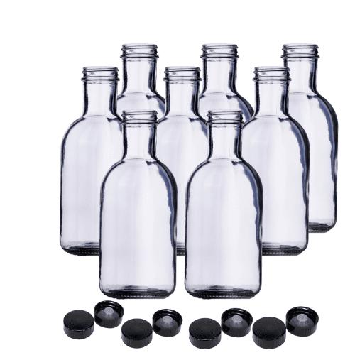 Stout Bottles + Caps