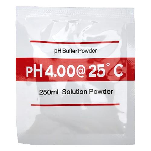 Digital pH Meter 4.00 Buffer Powder Calibration Solution