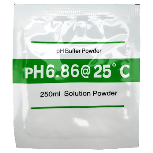 Digital pH Meter 6.86 Buffer Powder Calibration Solution