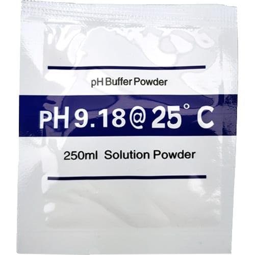 Digital pH Meter 9.18 Buffer Powder Calibration Solution