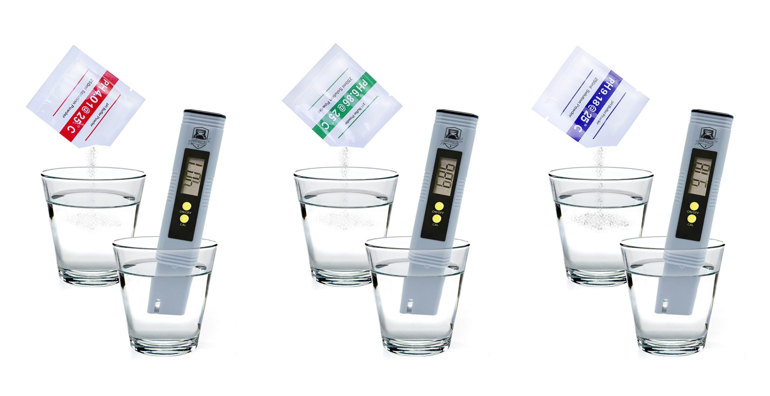 pH Meter Calibration