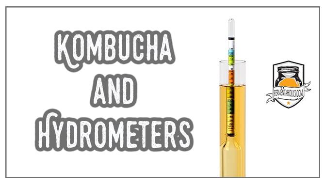 Kombucha and Hydrometers