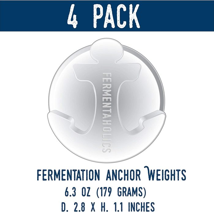 4 pack glass anchor weights