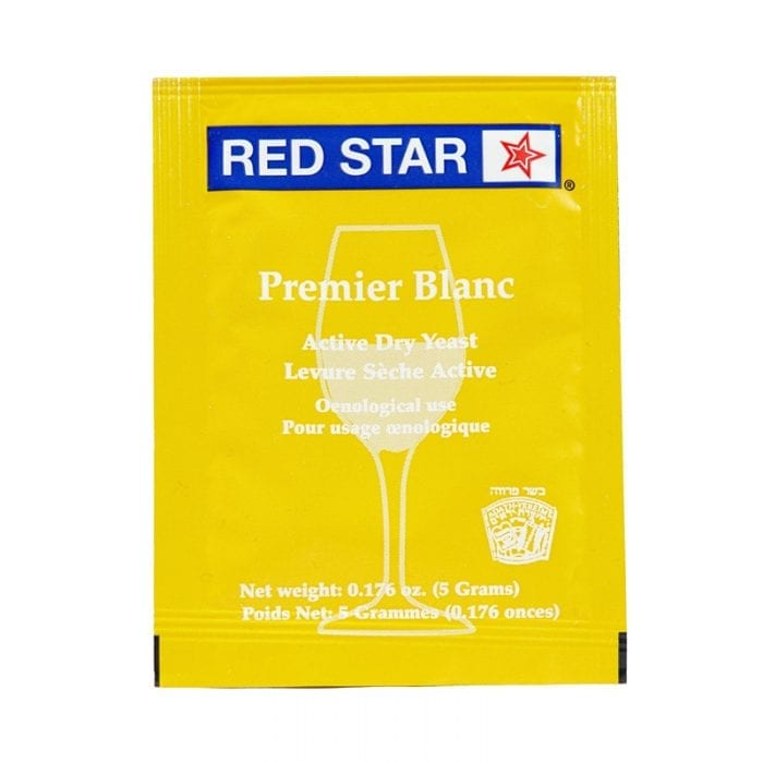 Blanc Champagne and Sparkling Wine Yeast