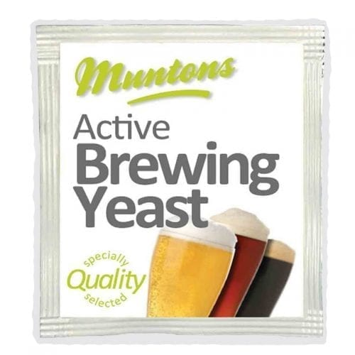 M Active Brewing Yeast