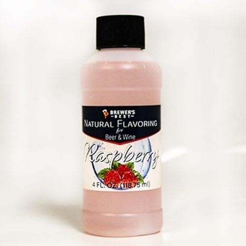 NATURAL RASPBERRY FLAVORING EXTRACT