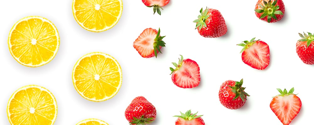 strawberry lemonade water kefir recipe