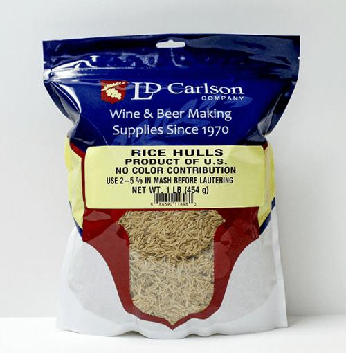 rice hulls one pound