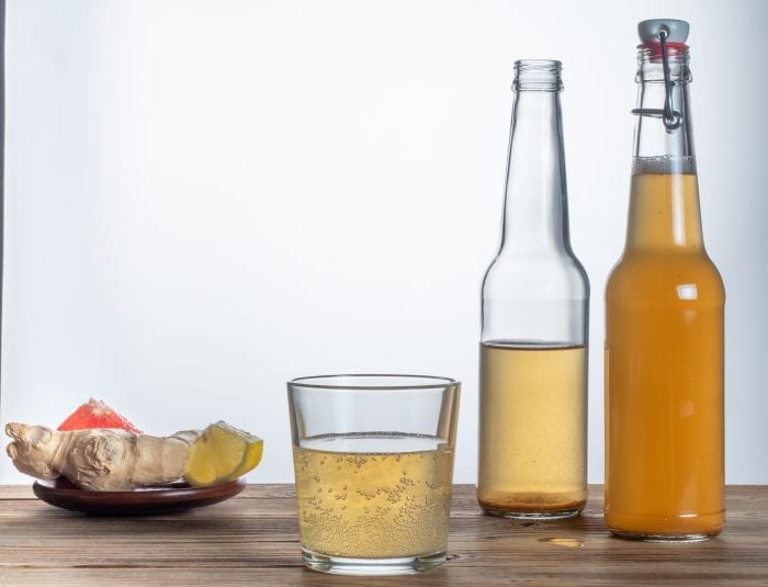 Bottled Kefir