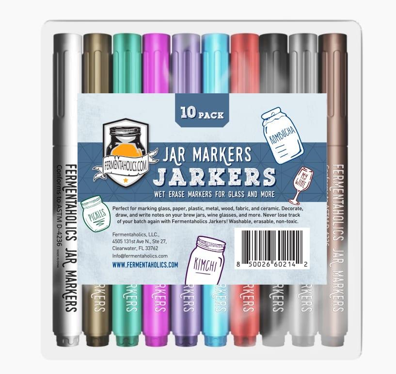 Fermentaholics Jarkers - Jar Markers